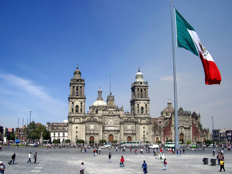 a history of international trade in mexico Industry sectors overview  will open gulf of mexico ports to substantial new sources of trade with asia and the west coast of south  international trade,.